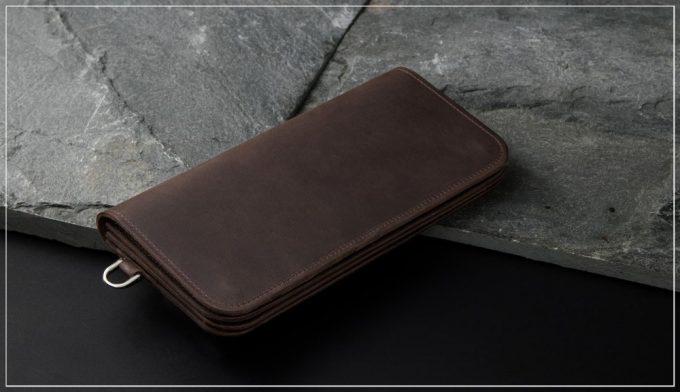 二宮五郎(にのみやごろう)商店の革財布