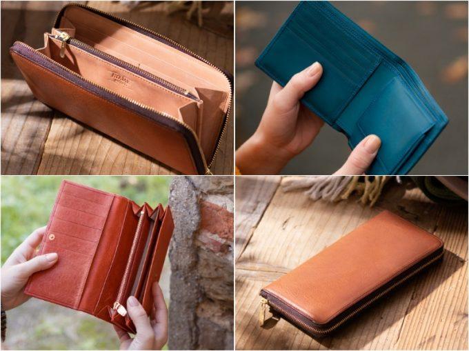 AYAMEANTICO(アヤメアンティーコ)の財布各種