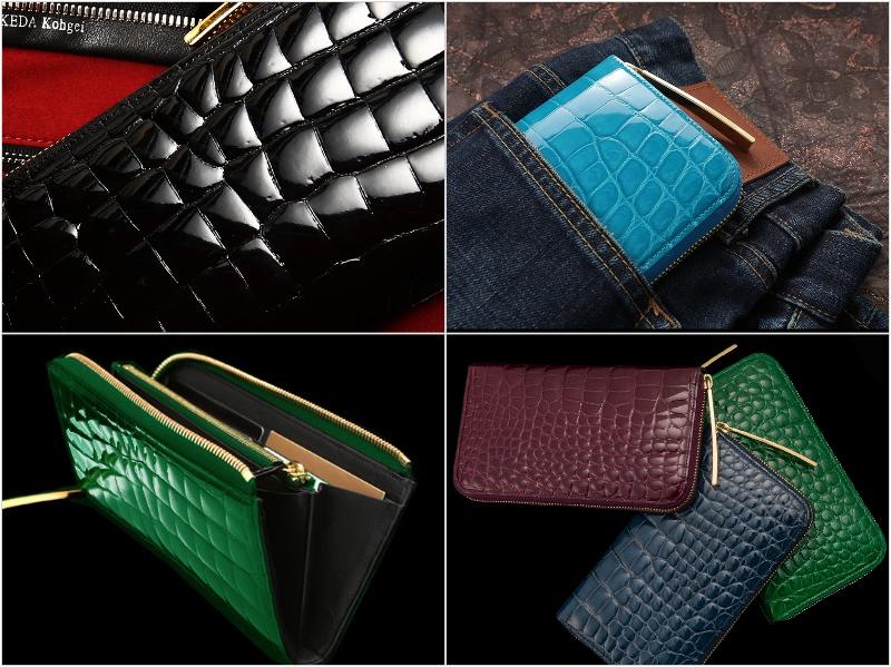 池田工芸(いけだこうげい)の財布各種