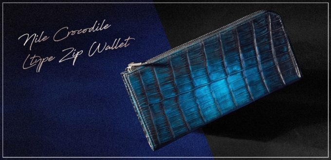KAWAGEININ(革芸人)のニロティカスの財布