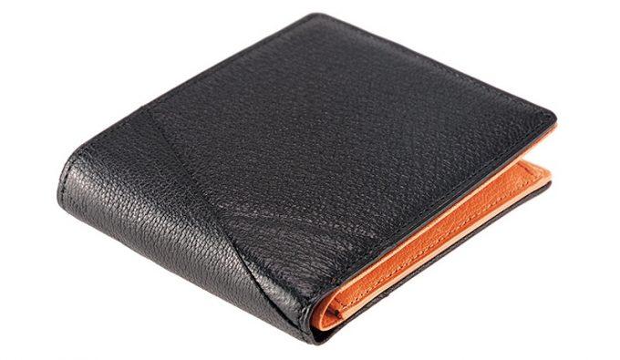 キプリス(CYPRIS)グリッターゴート(山羊革)革財布