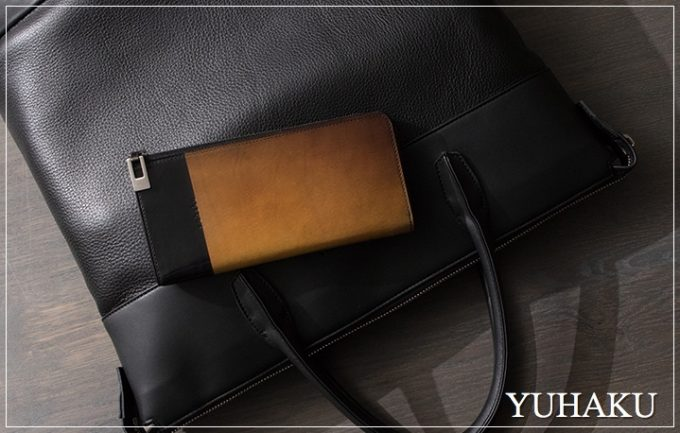 YUHAKU、Luce e Ombraルチェエオンブラシリーズ(キャメル)