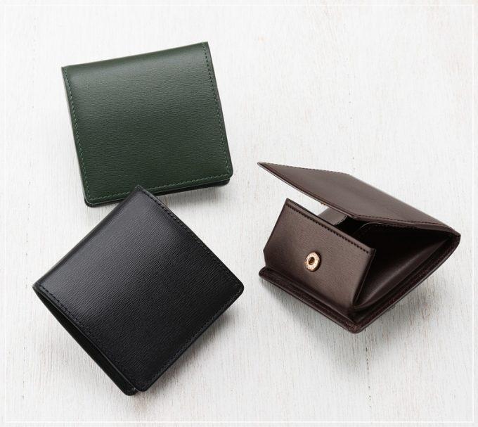 小銭入れ(BOX型)ボックスカーフポトフィール