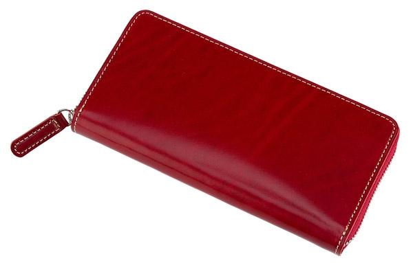 CYPRIS(キプリス)ルーガショルダーシリーズの財布(レッド)