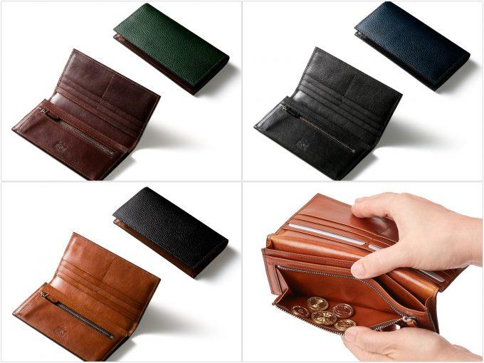 ロットピエトラ薄型長財布の写真