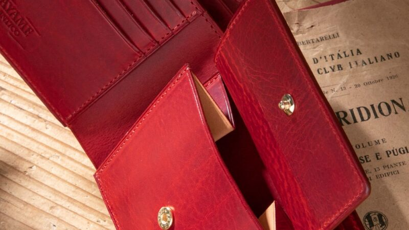 赤い財布おすすめ!