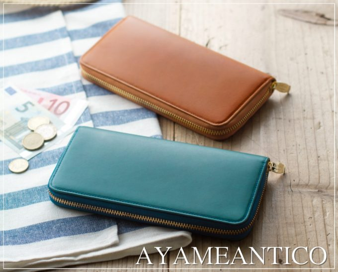 AYAMEANTICO(アヤメアンティーコ)の財布