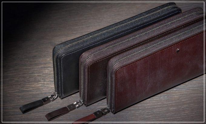 Tourbillon(トゥールビヨン)シリーズの財布