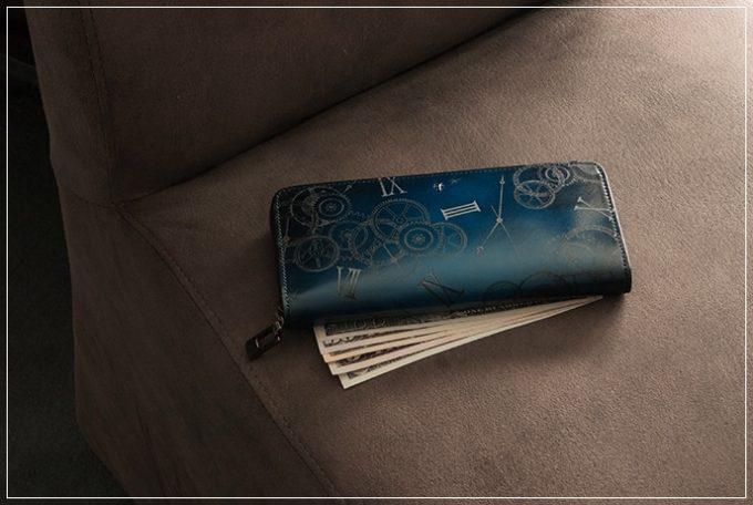 Ritmare(リトゥマーレ)シリーズの財布(限定商品)