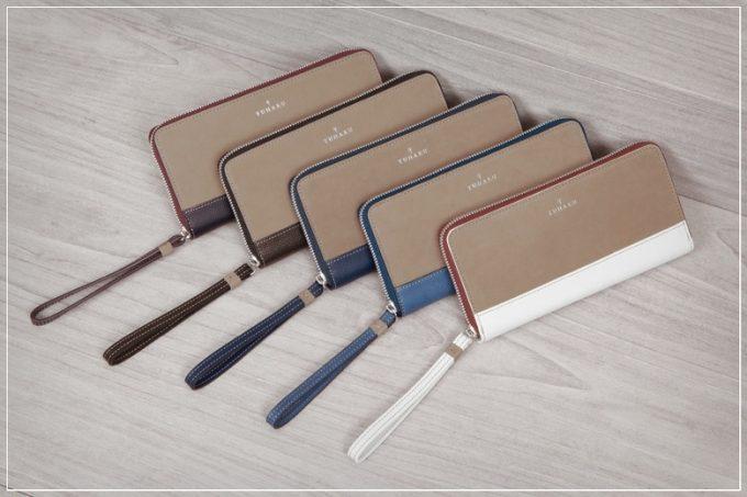 TuiTui(ついつい)シリーズの財布