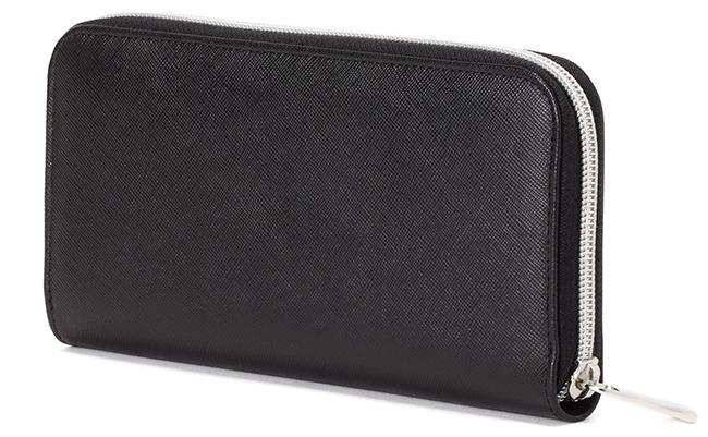 サフィアーノレザーの財布