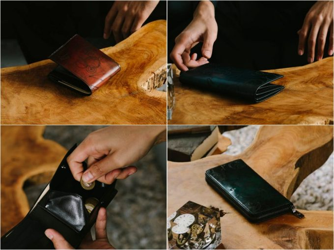 Ritmare(リトゥマーレ)シリーズの財布(抜粋)