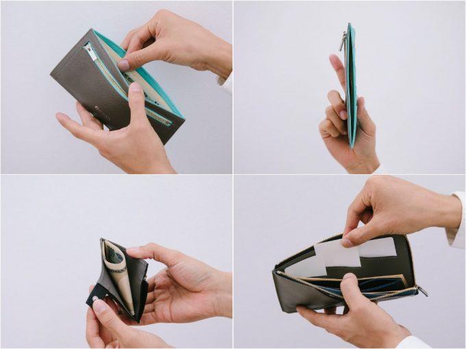 ALBELTE(アルベルテ)シリーズの財布(抜粋)