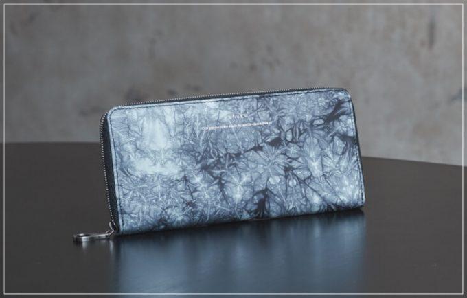 Shibori(しぼり)シリーズの財布