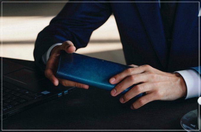 Evo(エヴォ)シリーズの財布