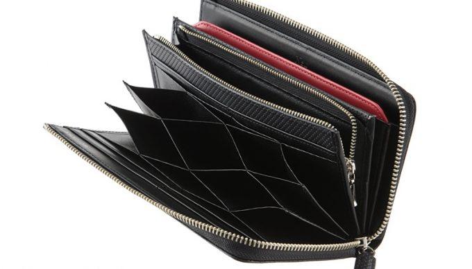 ノイインテレッセのハニーセルの財布