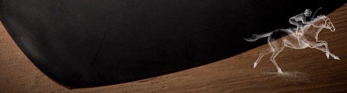 国産ロウ引きコードバン