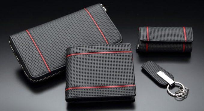 モータースポーツ感の高級財布ノイインテレッセの財布