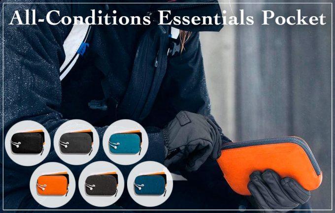 オールコンディションズエッセンシャルズポケット(All Conditilns Essencials Pocket)