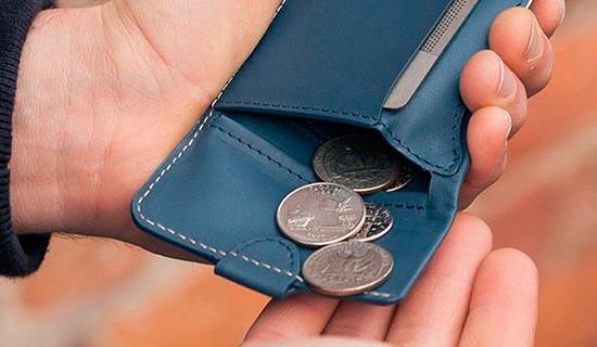 コインフォールドウォレット(Coin Fold Wallet)