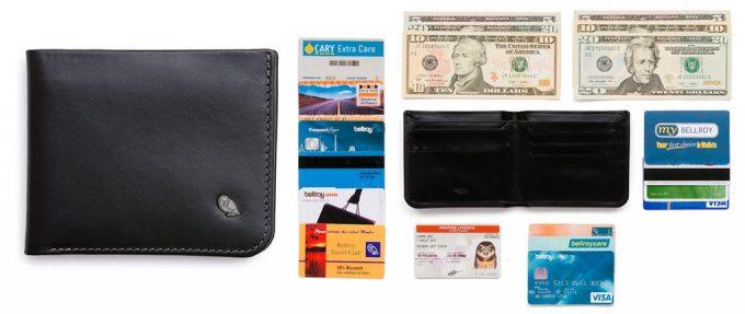 ハイドアンドシークウォレット(Hide And Seek Wallet)と収納できるカードとお金