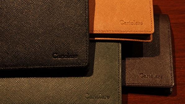 財布の各カラー