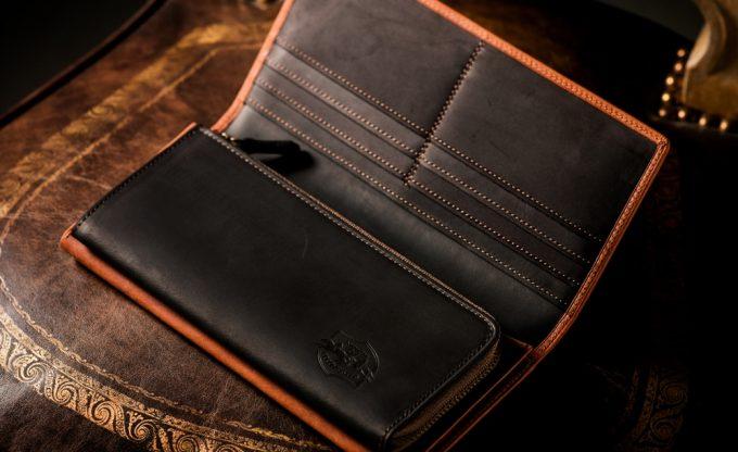中古であまり見かけないココマイスターの財布