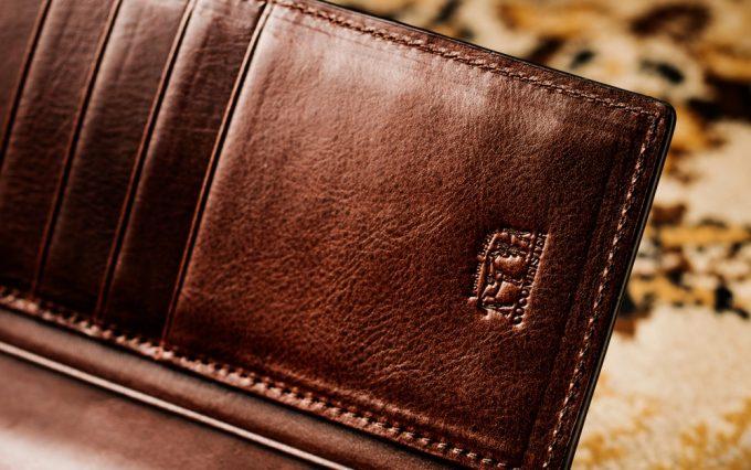 経年変化に優れる財布