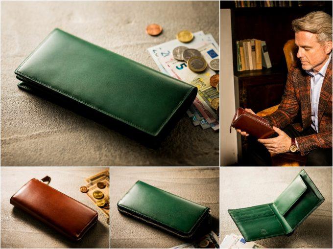 プルキャラックシリーズの財布