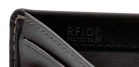スキミング防止に有効なRFIDモデル