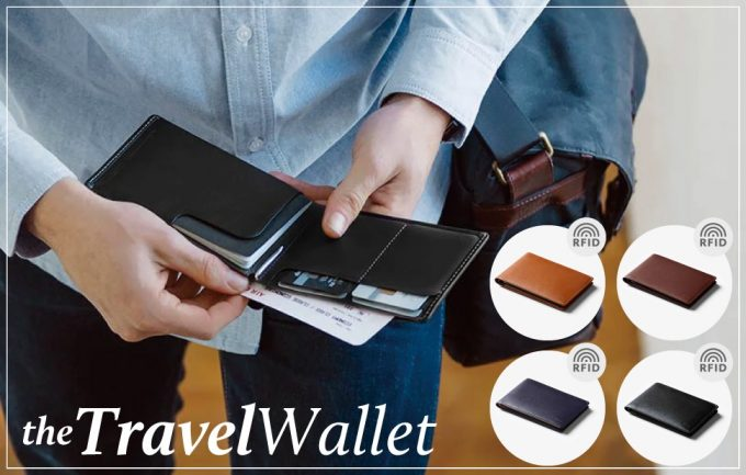 Bellroy Travel Wallet ベルロイトラベルウォレット