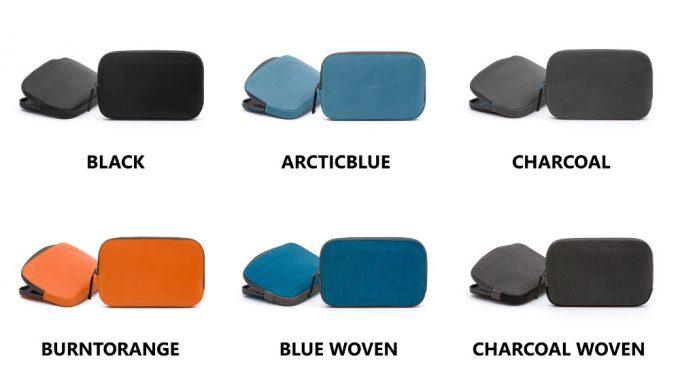 ベルロイオールコンディションズエッセンシャルズポケットのカラー
