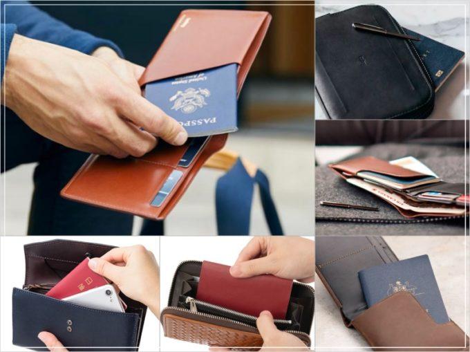 パスポートが入る財布メンズ・レディース共に使えるオススメ品14選!