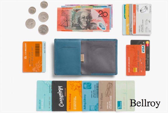 Bellroy(ベルロイ)の財布