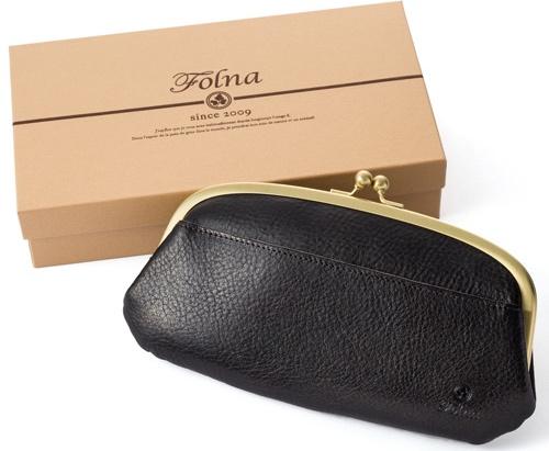 Folna(フォルナ)がま口長財布