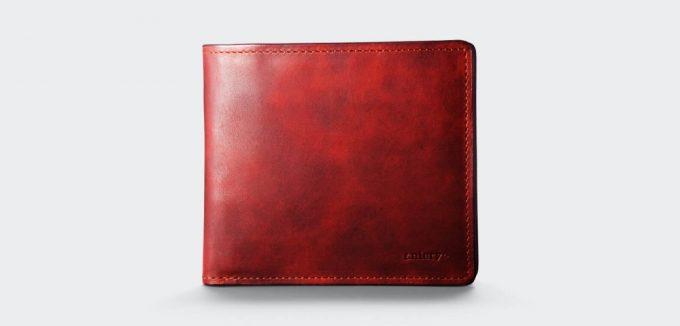 アニアリの二つ折り財布