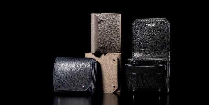 Adria Leather Bill Fold Wallet(アドリアレザー二つ折り財布)