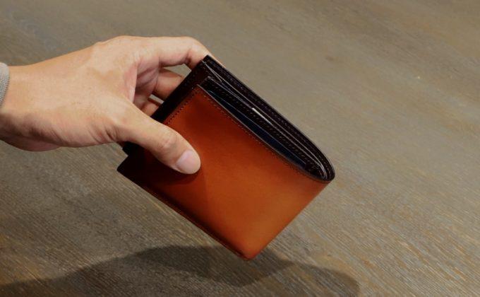 YHK003二つ折り財布(限定商品)