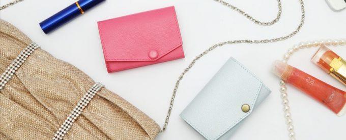 レディース用の小さい財布