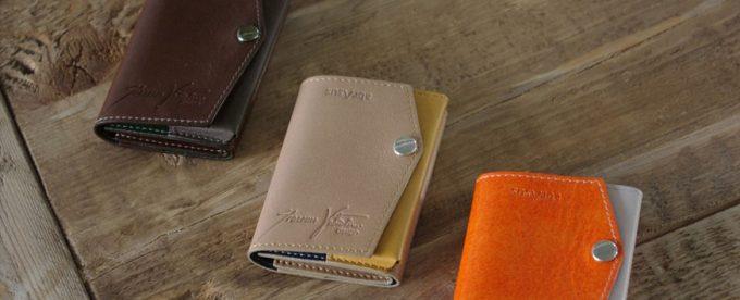 アブラサスのメンズ用の小さい財布