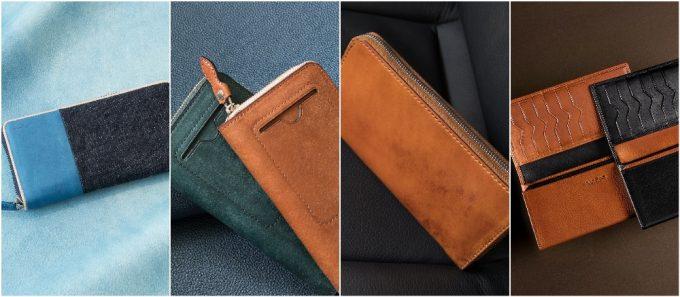 メンズレザーストアの革財布