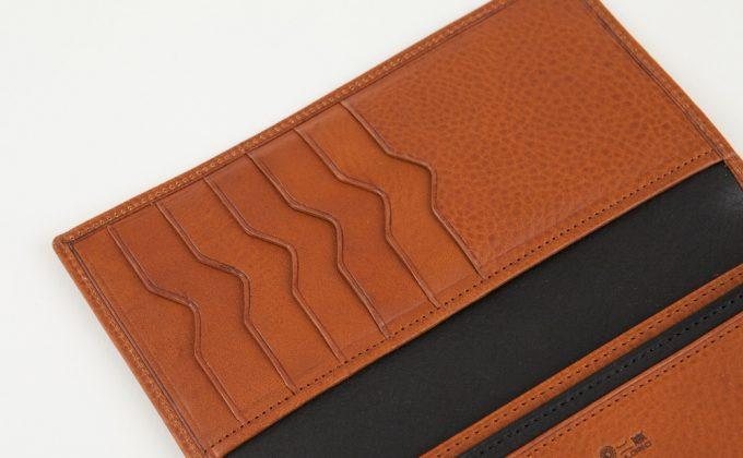 カブセ束入れ#N01のカードポケット