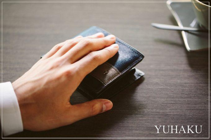 YUHAK・YCD132二つ折り財布