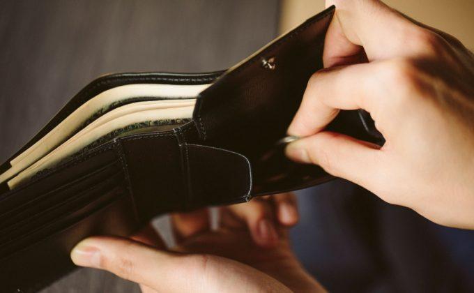 YUHAKUのYCD132二つ折り財布
