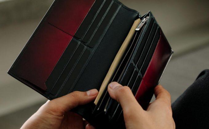 YVP116長財布の内装