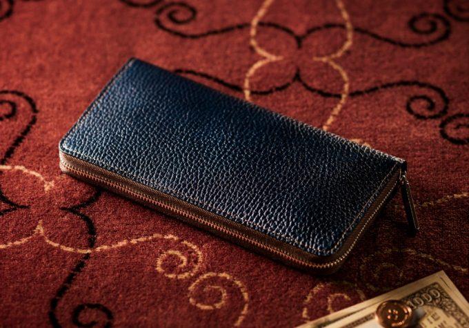 ココマイスター(COCOMEISTER)・ロッソピエトラシリーズの財布