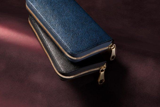 CIMABUEgraceful(チマブエグレースフル)・漆塗り革財布
