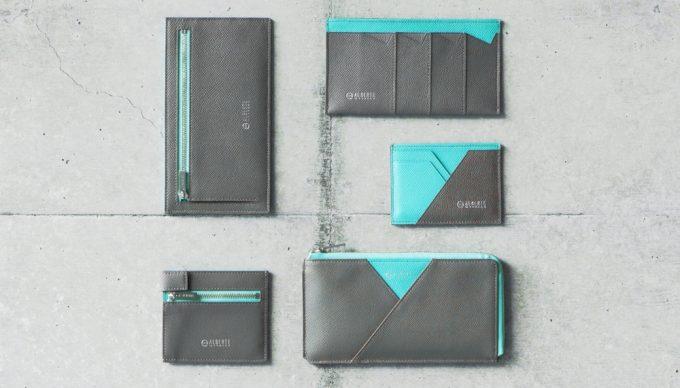 yuhakuのアルベルテシリーズの財布