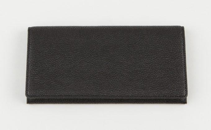 長財布(黒桟革)