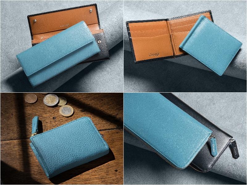 シュランケンカーフ&ノブレッサカーフの財布